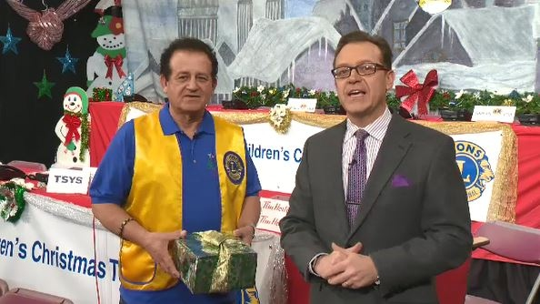 Lions Club chair Sam Khoury and Tony Ryma talk about the 70th annual CTV Lions Children's Christmas Telethon
