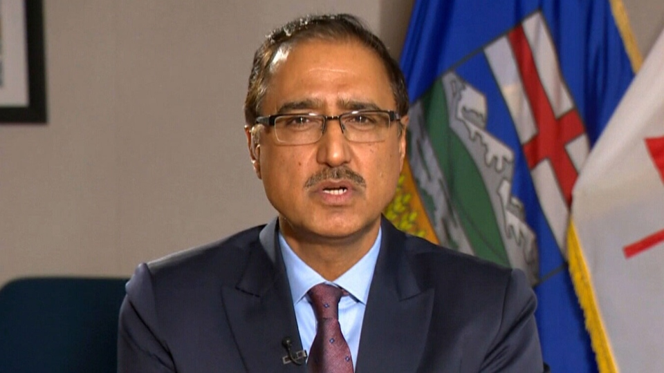 Natural Resources Minister Amarjeet Sohi speaks with CTV's Power Play on Friday, Nov. 30, 2018.