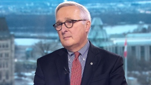 Former CSIS director Richard Fadden discusses Ottawa's new sanctions against 17 Saudis with CTV's Question Period.