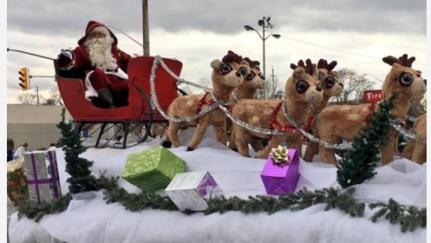 Chatham kicks off Santa Claus parade season Friday - CTV News Windsor