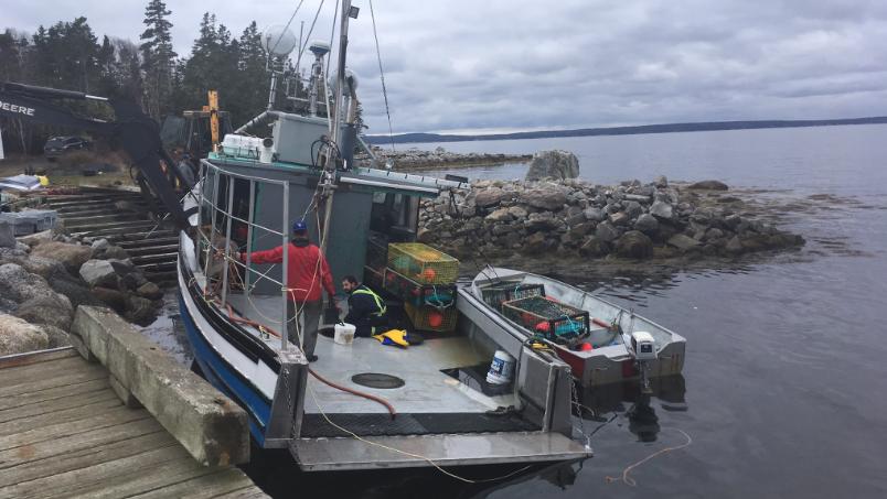 Fishing vessel sinks as lucrative lobster season opens off Nova Scotia | CTV News Atlantic