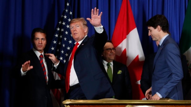 Canada says it takes Trump's talk of NAFTA withdrawal seriously