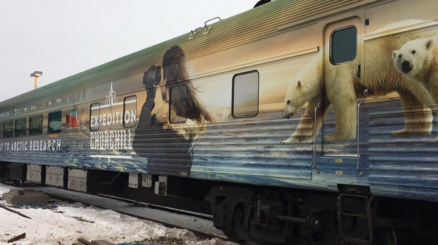 Stretch of train ride to Churchill cancelled due to track defects, further delays likely