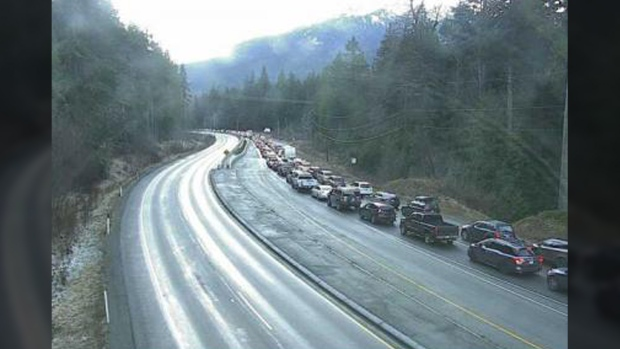 Fatal collision partially closes Highway 99 south of