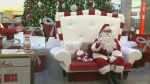 Kids with autism get a chance to visit Santa