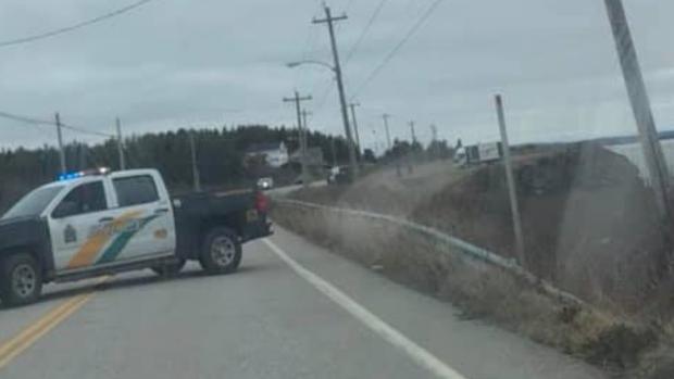 Cape Breton collision