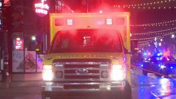 ambulance, montreal