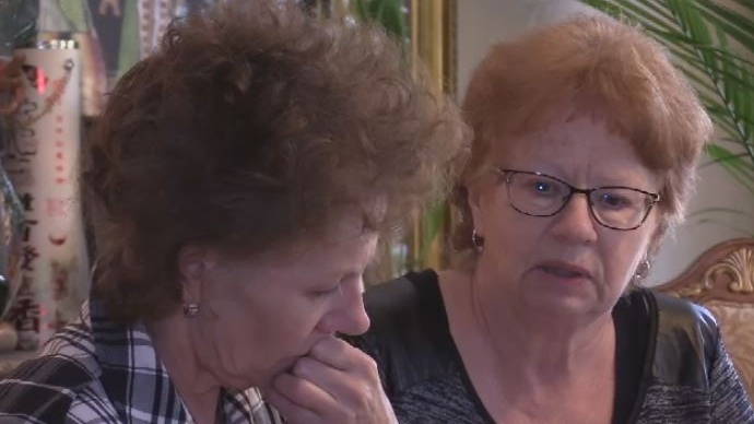 Janet Mamay (left) and her sister, Connie Sheppard (right), never met their aunt, but they have heard many stories about Ella Margaret Taylor over the years. They remain optimistic the mystery of her death will be solved.