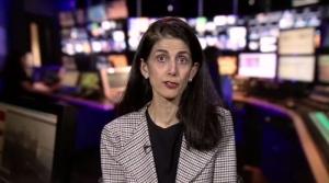 Norma Kozhaya of the Conseil du patronat