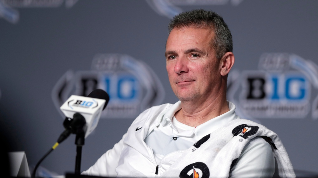 Odds posted on Urban Meyers future at Ohio State and