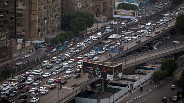 Uber plans minibus service in traffic-mad Cairo | CTV News