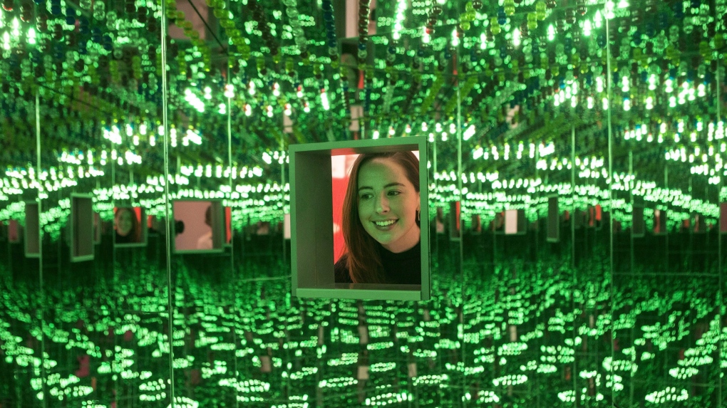 New 'Infinity Mirror' room set to open at The Art Gallery of Ontario in May