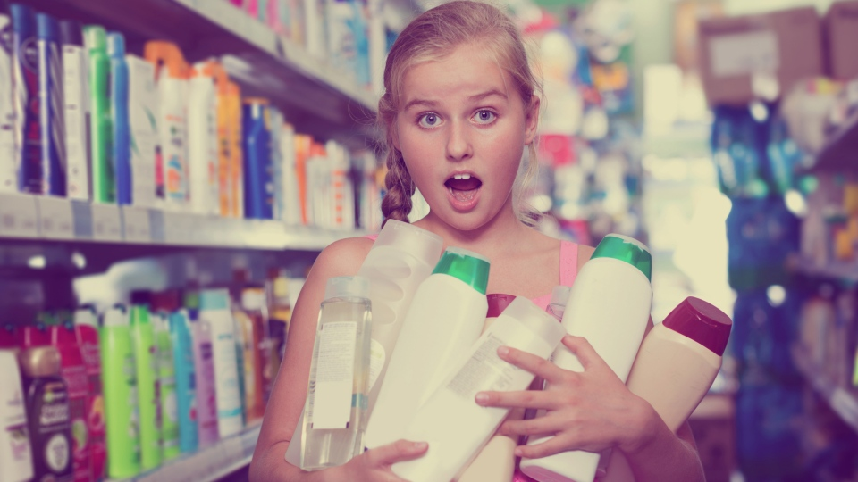 Early puberty in girls has been linked to compounds in personal care products.(JackF / Istock)
