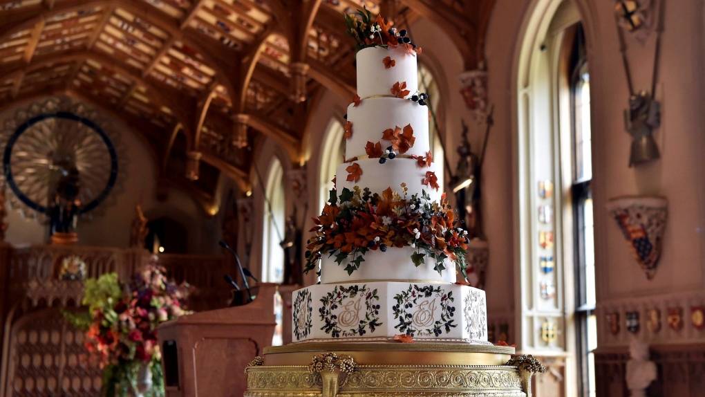 Are Wedding Cakes Passe More Couples Opt For Personal Desserts Ctv News