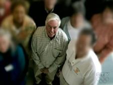 Montreal financial planner Earl Jones is seen in am image taken from the Riverview School Board of Trustees.