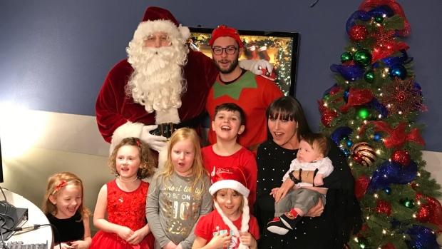 Santa Talk Cover Photo