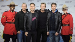 Nickelback won Group of the Year, the last time the Juno Awards were held in Edmonton.