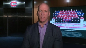 Montreal Gazette sports editor Stu Cowan
