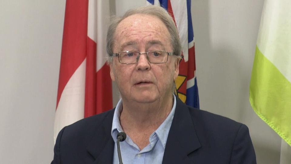 Surrey Mayor Doug McCallum