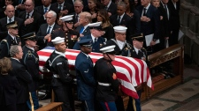 George H.W. Bush state funeral