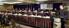 OPP press conference