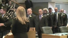 Sudbury's new city council sworn in