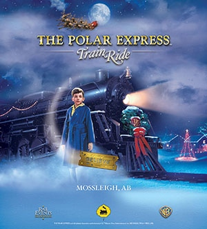 Polar Express Right Rail