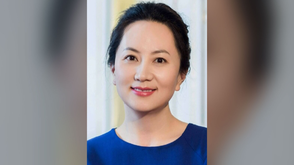 Huawei CFO arrested while changing flights