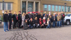 GM toy drive