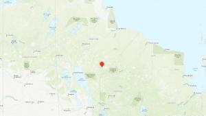 St. Theresa Point, Manitoba (Esri)