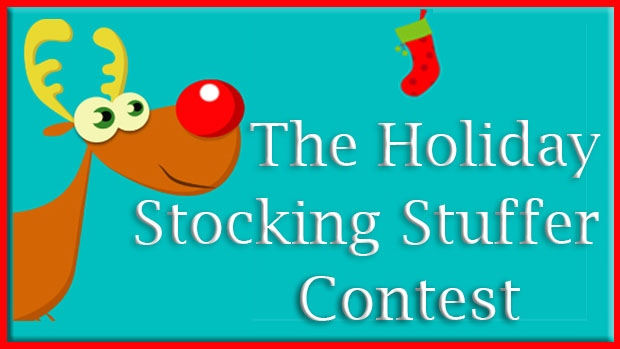 Holiday Stocking Stuffer Contest