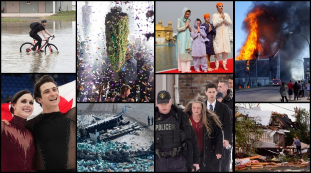 Canada experienced a great deal of change in 2018, such as the election of several new premiers, the legalization of marijuana, and the rewriting of a decades-old trade pact. It also had its share of crushing lows, including the Humboldt Broncos bus crash, a deadly van attack in Toronto, and the investigation into an alleged serial killer.