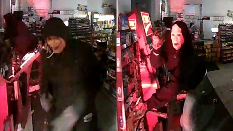Norfolk County ATM theft