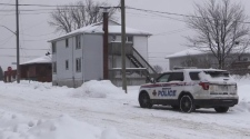 Homicide in North Bay