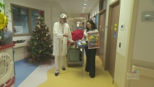 Michelangelo Elementary helps Spirit of Giving