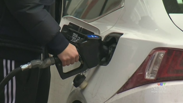 Calculation error may have increased price of gas in Quebec