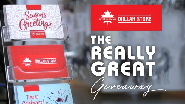 The Really Great Giveaway