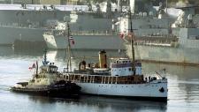 Halifax explosion ship