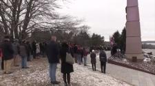 Fort Needham Halifax Explosion memorial