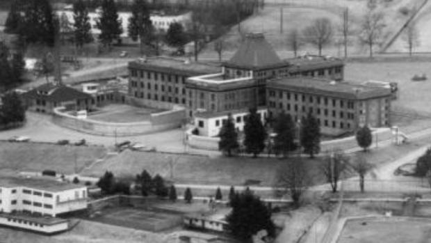 Oakalla Prison Farm