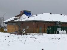 Dunrobin Plaza being torn down December 6, 2018