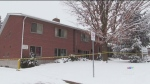 From CTV Kitchener's Tyler Calver: Ten units displ