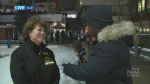 From CTV Kitchener's Stu Gooden: The Christkindl M