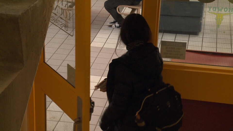 University of Alberta students are pushing for increased security at the HUB building.