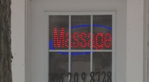 Massage parlour in Regina