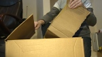 Porch pirate robs parcel from SE home