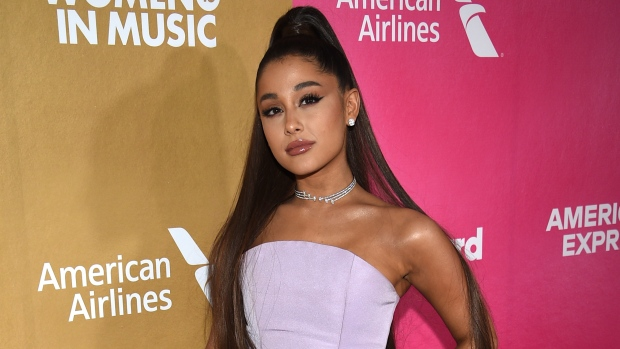 Ariana Grande and Her 93-Year-Old Grandmother Get Tattoos Together