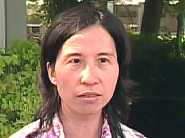 Dr. Theresa Tam of the Public Health Agency of Canada  on Monday, July 13, 2009.