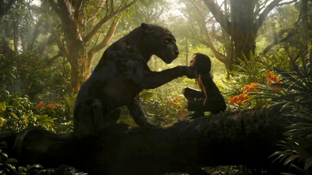 A scene from 'Mowgli: Legend of the Jungle'
