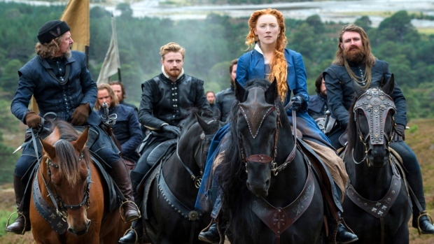 A scene from 'Mary Queen of Scots'